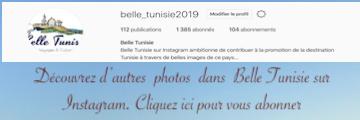 Belle Tunisie sur Instagram