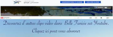 Belle Tunisie sur Youtube