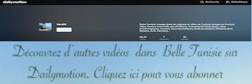 Belle Tunisie sur Dailymotion
